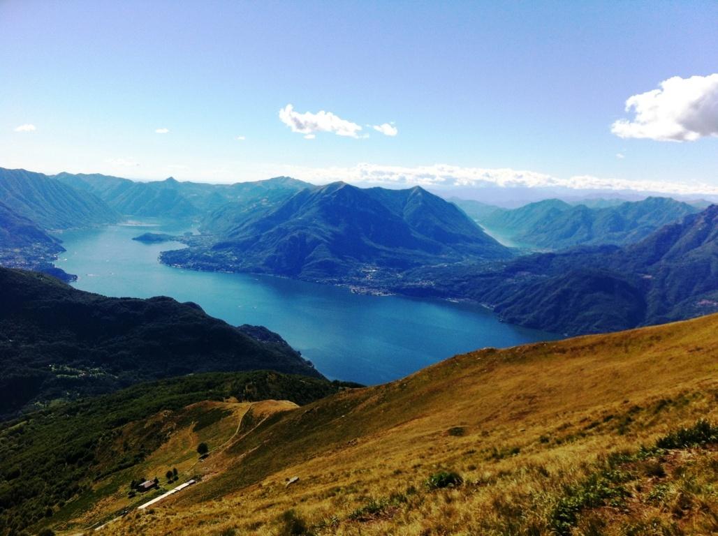 Lago di Como - Lago di Lugano